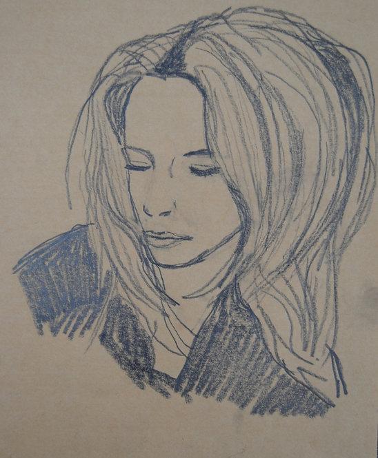Lizbeth Holstein, Molly sketch 3