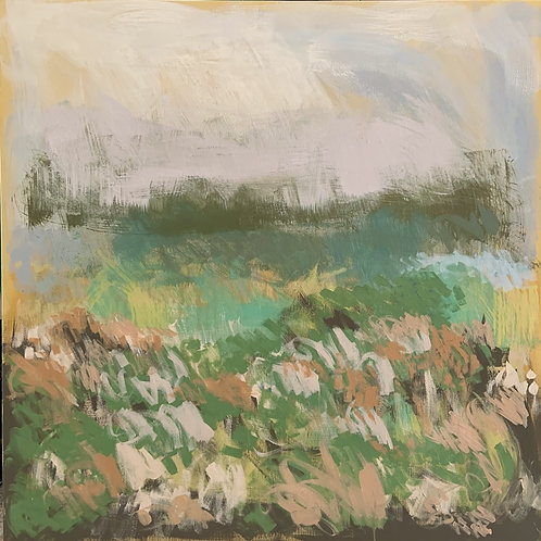 Claire Oxley, Spring fields