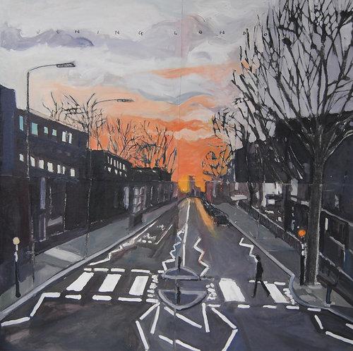 Lizbeth Holstein, Evening London