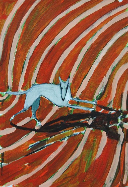 Lizbeth Holstein, Run Nelly 4