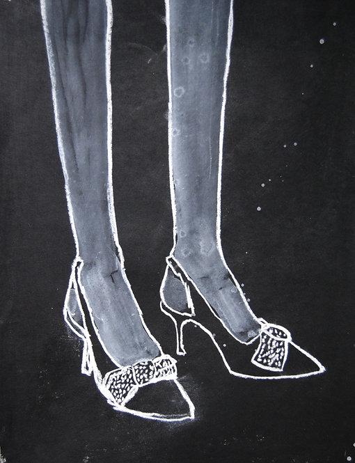 Lizbeth Holstein, Fancy Shoes