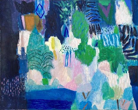 Becky Blair, Water garden