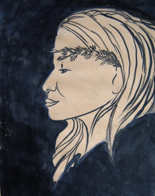 Lizbeth Holstein, Molly sketch paint