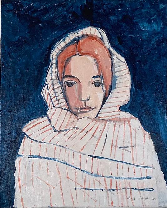 Lizbeth Holstein, Wrapped up warm