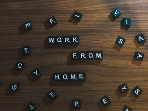 Working from home – My perspective