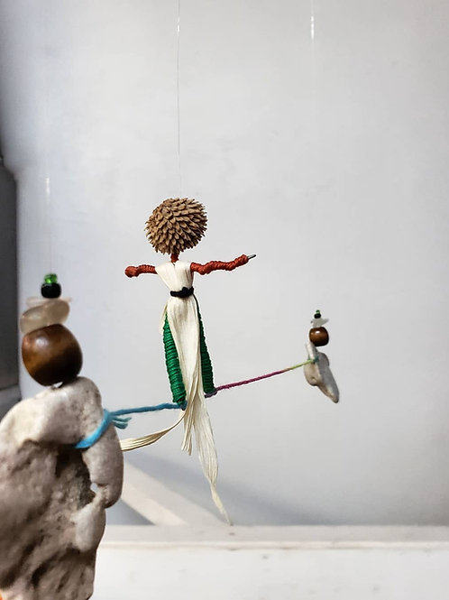 the tight rope walker