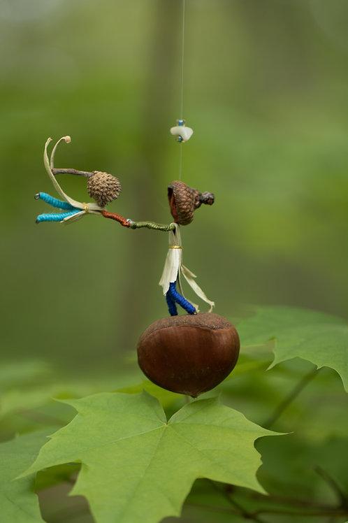"""Swinging"" - Ornament"