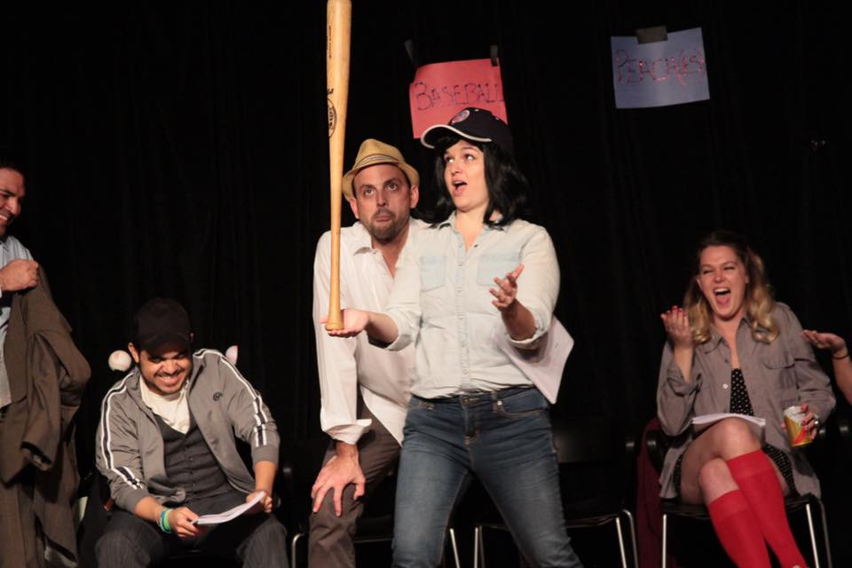 A Drinking Game NYC presents A League of Their Own