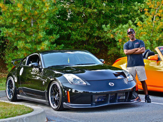 Twin Turbo 350Z