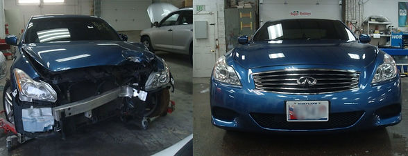 Insurance Certified Repair Facility