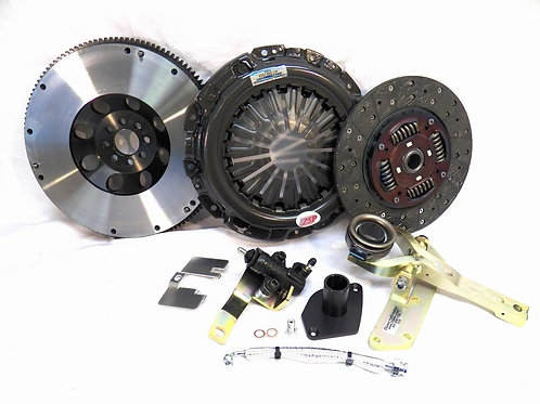 "ZSP Stage 1 Quiet Clutch / Flywheel /""CMAK"" Package"