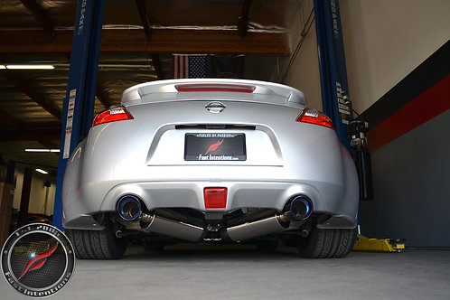 Fast Intensions DXD Exhaust