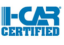 I-CAR certified repair facility
