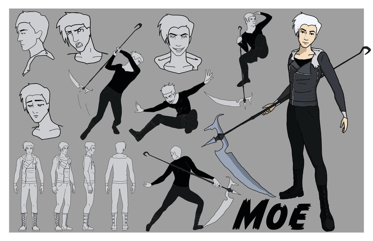 Moe Sheet