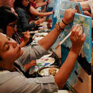 Sip and Paint Party