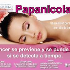 Citología Cervical (Papanicolau)