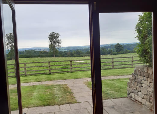 Veiw from lounge