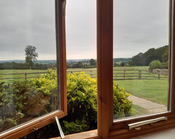 Veiw from Bedroom window