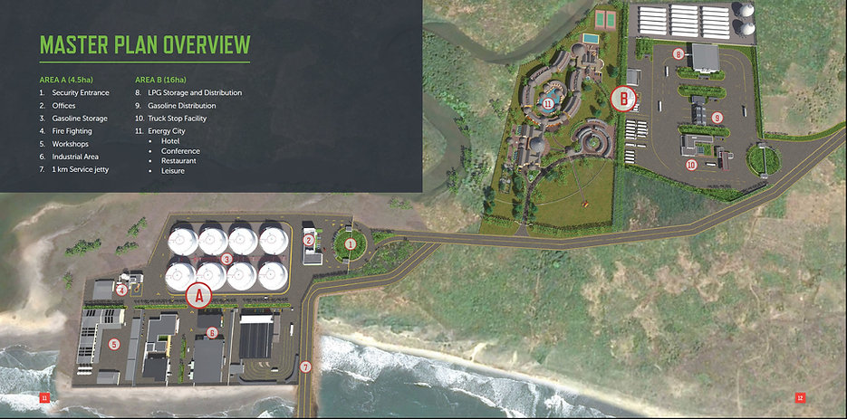 APAM Master Plan Overview