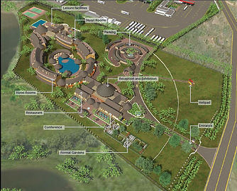 FIFC Apam Project Site: Energy City
