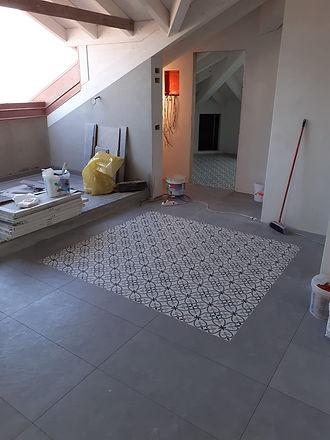 3° tappeto balcone