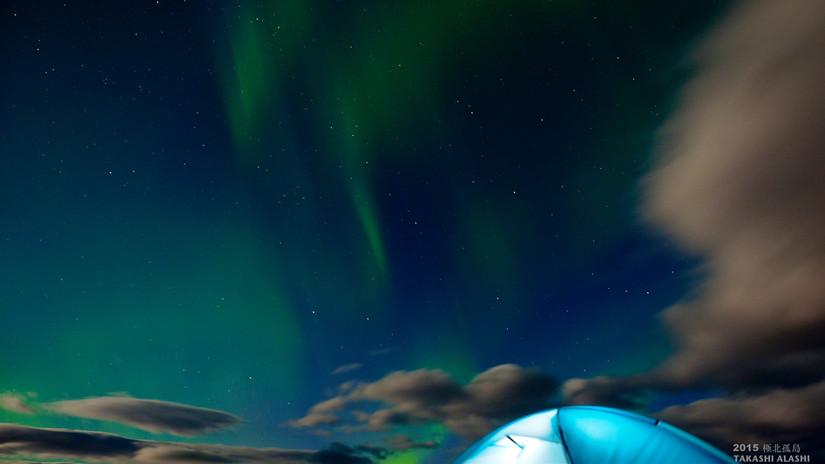 2015 在冰島騎單車追逐極光的經驗心得(上)