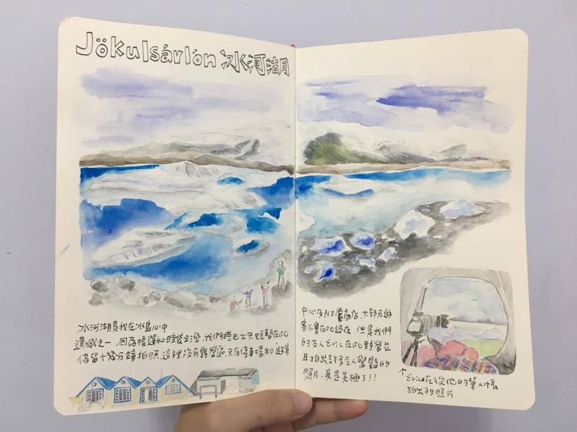 Iceland A to Z : Jokulsarlon 冰河湖