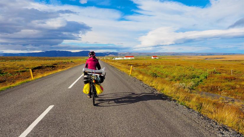 2015 在冰島騎單車追逐極光的經驗心得(下)