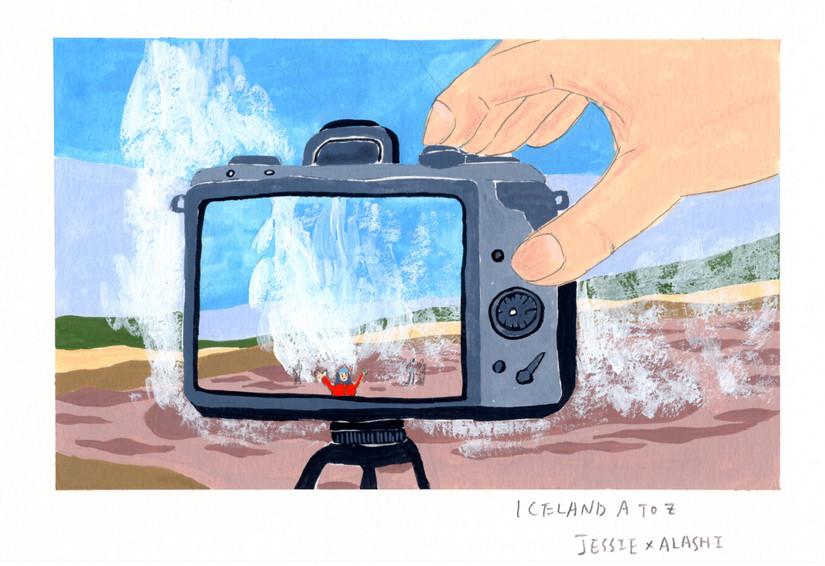 Iceland A to Z: Geysir