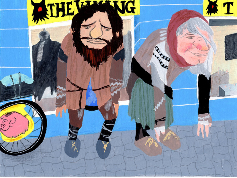 Yule : 冰島的十三個聖誕老公公 The Icelandic Yule Lads