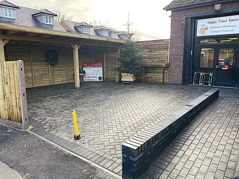 Redesign South Ltd - Local Block Paving Specialists- Southampton, Hampshire