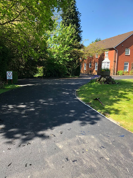 Redesign South Ltd - Tarmac and Asphalt Specialists - Southampton, Hampshire