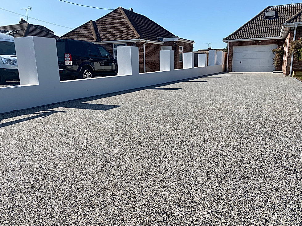 Redesign South Ltd - Asphalt, Resin Bound & Block Paving - Southampton, Hampshire