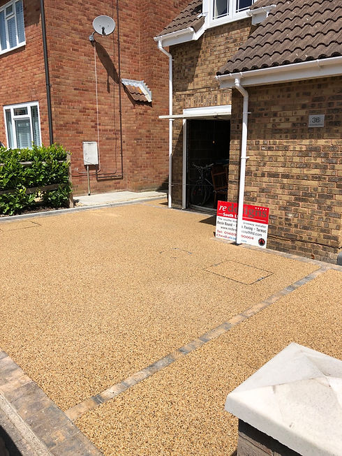 Redesign South Ltd - Resin Bound Specialists - Southampton, Hampshire