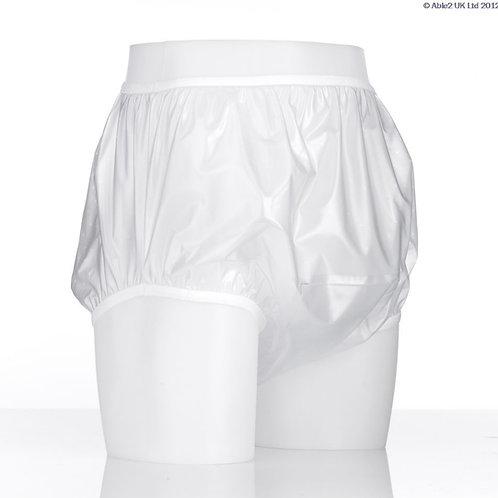 Vida Waterproof PVC Pants - L