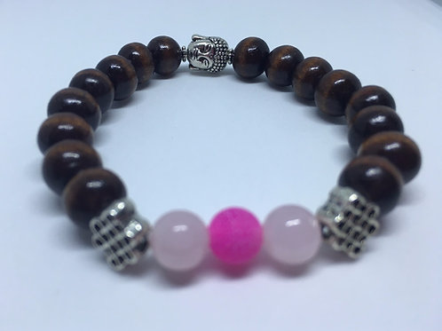Wear Your Vibe - Gemstone Zen Expression (Ladies)