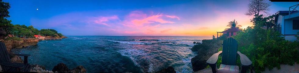 Rastafari Way Wellness Retreat in Treasure Beach, Jamaica.  May 2021
