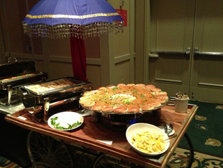 Catering for all events our home or yours. No worry catering is what we do best !