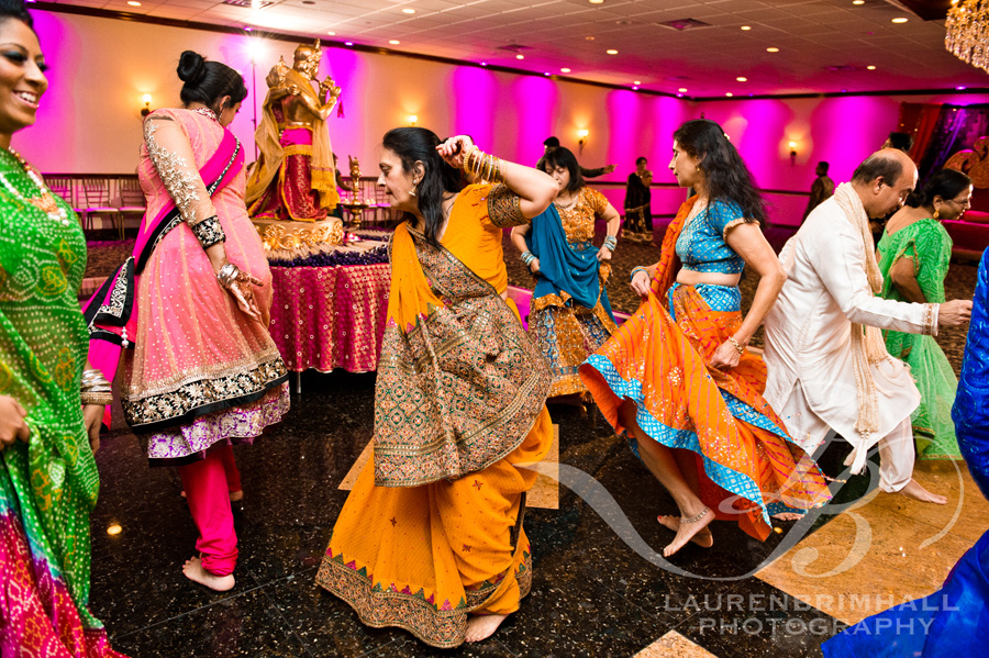 Garba Aur Sangeet Ki Raat Aashirwad Palace I Indian Restaurant Catering Banquet Randolph Nj