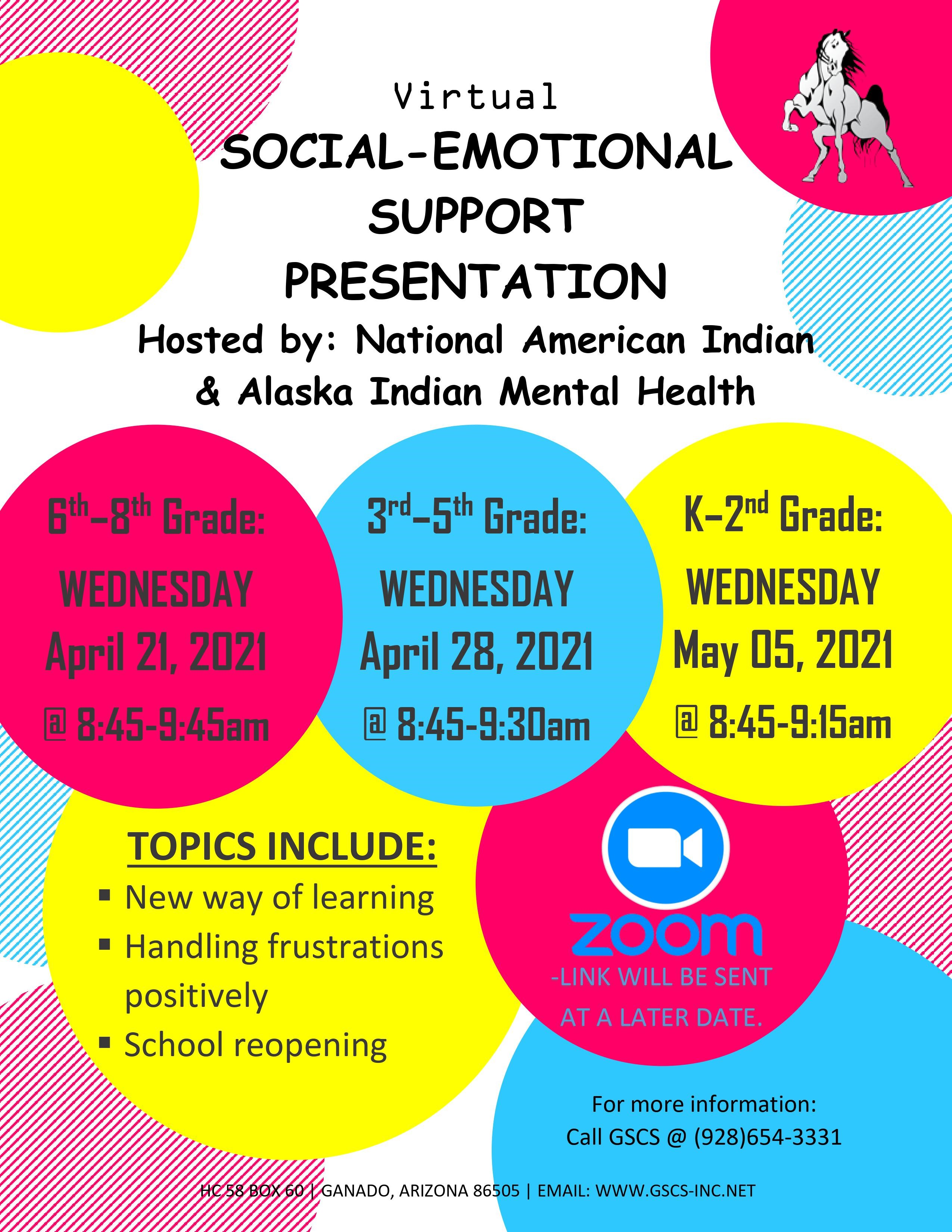 Social Emotional Presentation