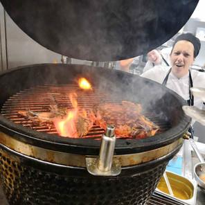 Inventive chefs