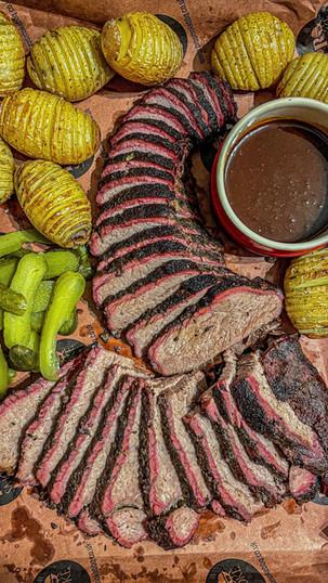 Dadderz-BBQ 'smoked like a brisket' Tri-tip