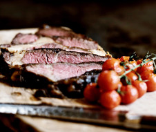 Perect steaks!