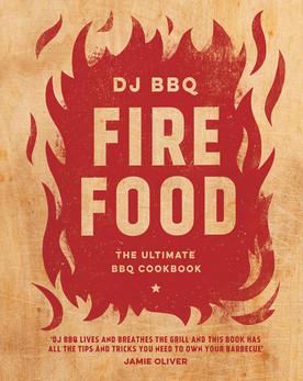 DJ BBQ Fire book
