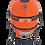 Thumbnail: Ember Orange Ceramic OVO (Small)