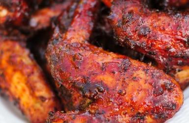 'No takeaway' whole tandoori chicken, flatbreads and coriander chutney