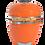 Thumbnail: Ember Orange Ceramic OVO (Large)