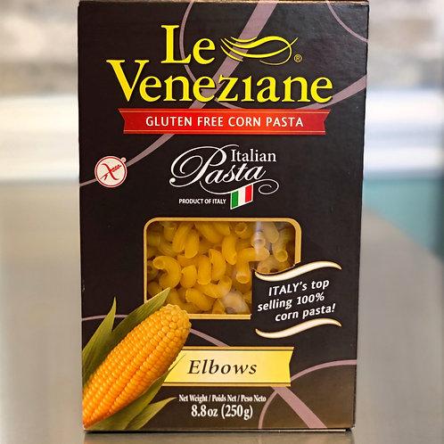 La Veneziane Gluten Free Corn Pasta: Elbows