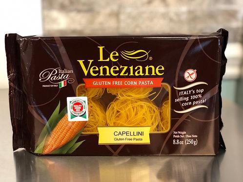 Le Veneziane Gluten Free Corn Pasta: Capellini