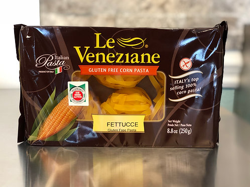 Le Veneziane Gluten Free Corn Pasta: Fettucce